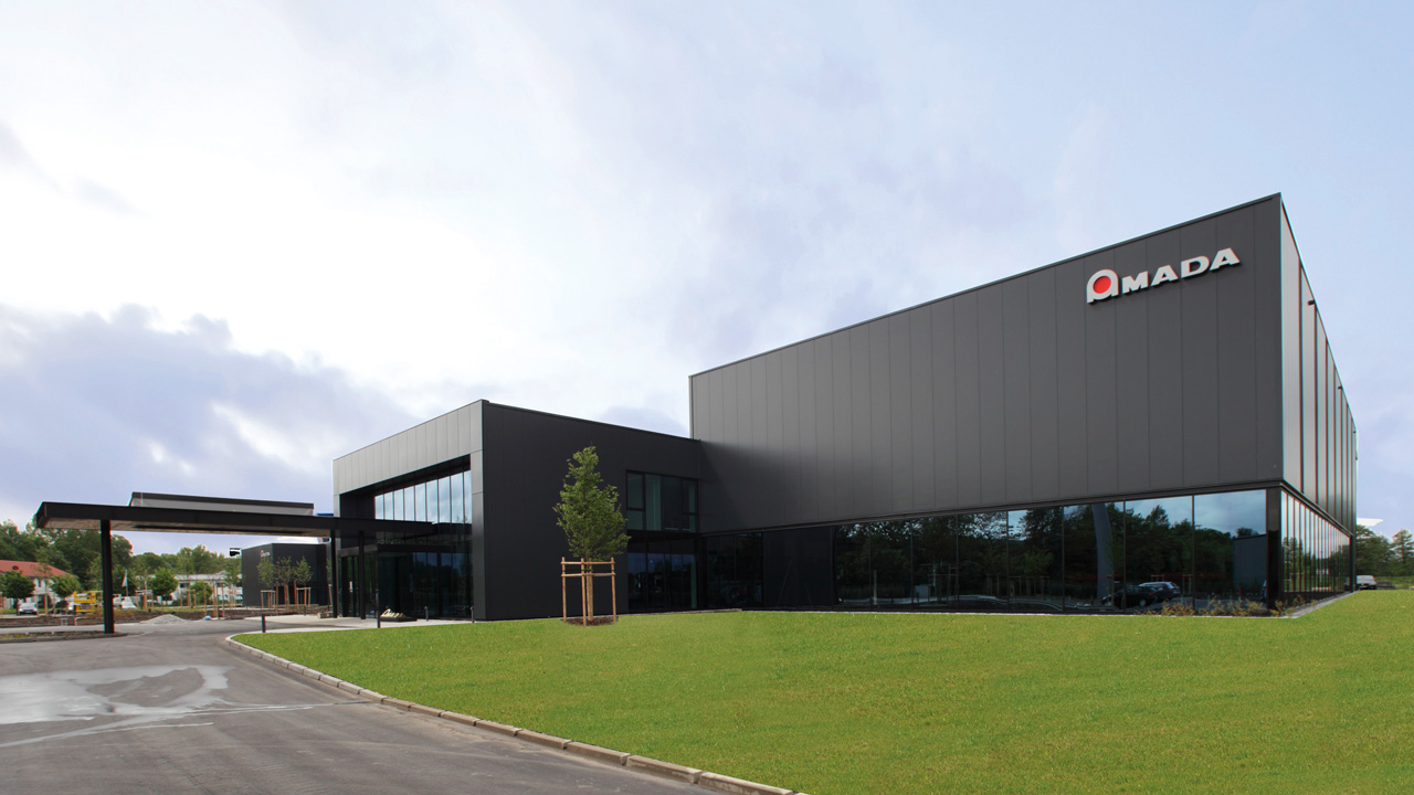 AMADA Technical Center Landshut - AMADA központ
