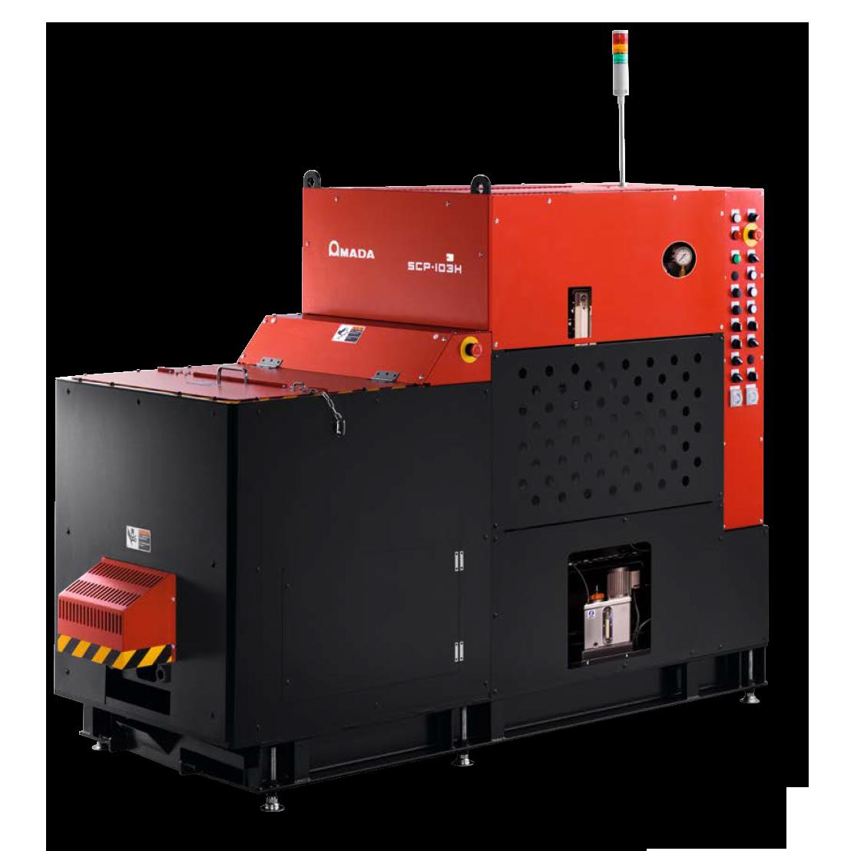 AMADA SCP103H forgácsprés gép