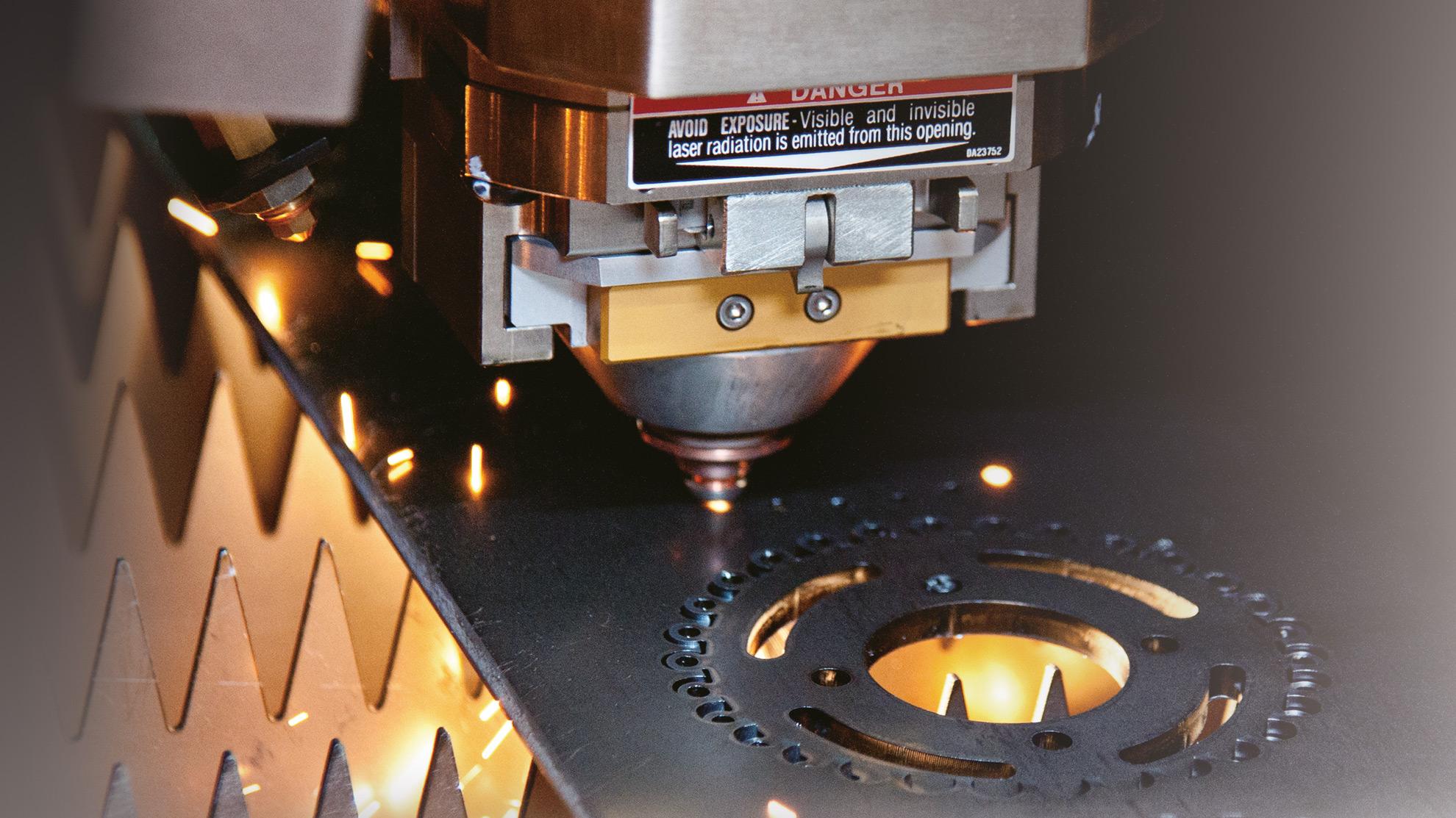 LCG 3015 AJ fiber lézer vágófej - fiber lézervágó gép